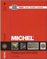 Michel Catalogs Stamps Of The World 2012 - 2018 In 31 Vol On DVD - Sammlungen (ohne Album)