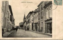 BRIOUX GRANDE RUE - Brioux Sur Boutonne
