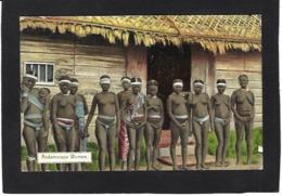 CPA Guyana Burma Amérique Du Sud Colonie Anglaise Angleterre Nu Féminin Nude Femme Nue écrite - Ansichtskarten