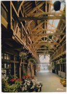 Etretat - Intérieur De La Halle Ancienne - (S.-Mar.) - Etretat