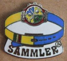 MONTRE - UHR - WATCH - SAMMLER - BRACELET - SWISS WATCH -        (22) - Merken