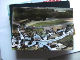 Luxemburg Luxembourg Hoscheid-lez-Diekirch Nice Panorama View With Hotel - Postkaarten