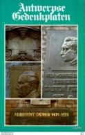 Antwerpse Gedenkplaten - Piet Schepens - Historia
