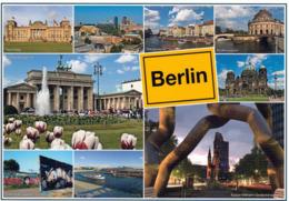 1 AK Germany * Sehenswürdigkeiten In Der Hauptstadt Berlin * - Mitte