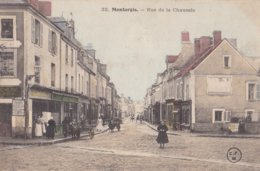 Montargis : Rue De La Chaussée - Montargis