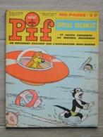 Vaillant Le Journal De Pif - N° 1153 - Editions VAILLANT - Juin 1967 - Exploration Sous Marine - Vaillant