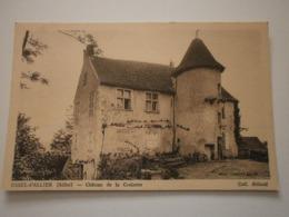 03 Ussel D'Allier, Chateau De La Croizette (A6p19) - Other Municipalities
