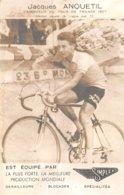 A-19-3904 : CYCLISME. JACQUES ANQUETIL. TOUR DE FRANCE 1957. - Cyclisme