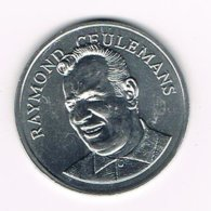 //  PENNING BP  RAYMOND  CEULEMANS - Souvenirmunten (elongated Coins)