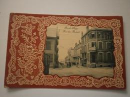 62 Berck Plage, Rue Des Bains. Carte Inédite (A6p19) - Berck