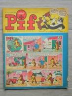 Vaillant Le Journal De Pif - N° 1198 - Editions VAILLANT - Avril 1968 - Pif As Du Volant - Vaillant