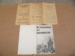 Tienen - Hakendover - Boekje-31 Pgina's -  1948 - + Folder - Tienen