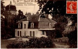 Lombard (Doubs) - Le Château - Vue Intérieure - France