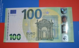 FRANCE 100 EURO - U002H1 - CHARGE 02 - Série Europa - U002 H1 - UA7024289466 - UNC NEUF - 100 Euro
