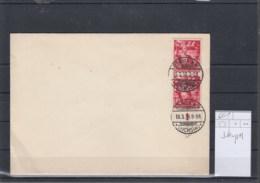 Reich (XX) Michel Kat.Nr.  661 MeF Stempel Reichstag - Briefe U. Dokumente