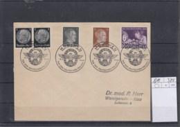 Reich (XX) Michel Kat.Nr.   811 MiF SSt - Covers & Documents