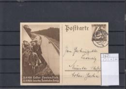 Reich (XX) Michel Kat.Nr.  GA Gest 263 - Ganzsachen
