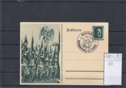 Reich (XX) Michel Kat.Nr.  GA Gest Blanco 264 / 03 - Allemagne