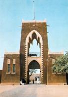 1 AK Nigeria * Emir's Palace Gates In Kano - Kano Ist Die Zweitgrößte Stadt In Nigeria * - Nigeria