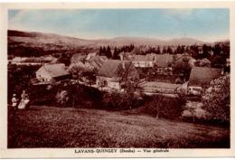 Lavans - Quingey - Vue Générale - Autres Communes