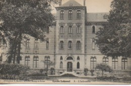 92  SCEAUX  Lycée Lakanal  L'Infirmerie - Sceaux