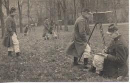 92 SURESNES Télégraphie Militaire : Télégraphie Optique - Suresnes