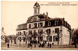 Isle Sur Le Doubs - Ecole De Garçons - Isle Sur Le Doubs