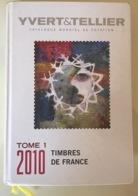 Francia 2010. Yvert&.Tellier Tome 1 Timbres De France. - Francia