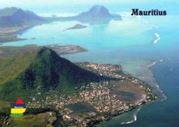 1 AK Mauritius * Ansicht Der Insel Mauritius * - Mauritius
