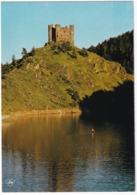 Le Chateau D'Alleuze Sur La Retenue Du Barrage De Grandval - (Cantal) - Saint Flour