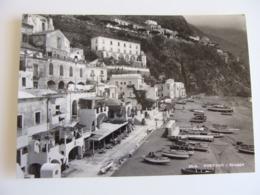 POSITANO  - SALERNO    CAMPANIA  VIAGGIATA  COME DA FOTO - Salerno