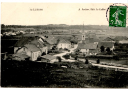 Le Luhier (Bonnétage - Le Russey) - Adressée Aux Fourgs (Doubs) - Autres Communes