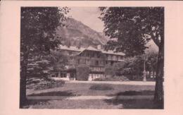 Château D'Oex VD, Hôtel Berthod (276) - VD Waadt