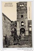 Guerre 1914-1916 DOMEVRE-en-VESOUZE Occupé Par Les Allemands (animée) - France
