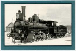 RUSSIA     TRAIM- ZUG- TREIN- TRENI- GARE- BAHNHOF- STATION-STAZIONI   2 SCA  (NUOVA) - Treni