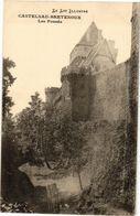CPA Le Lot Illustre - CASTELNAU-BRETENOUX - Les Fosses (224191) - Bretenoux