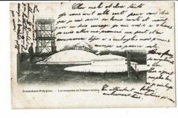 CPA-Carte Postale -Belgique - Brasschaat- Coupoles Et Observatoire En 1904 VM6267 - Brasschaat