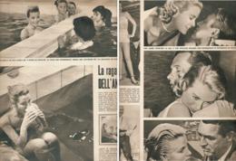 (pagine-pages)GRACE KELLY   Tempo1955. - Autres
