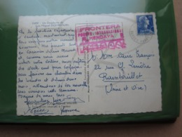 VEND N° 1011B SUR CP D ' HENDAYE !!! - Briefe U. Dokumente