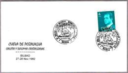CALCITA Y DOLOMITA CRISTALIZADA. Bilbao, Pais Vasco, 1982 - Minerales