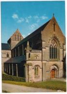 St-Sauveur-le-Vicomte - L'abbaye De St-Sauveur-le-Vicomte - L'abbatiale - (Manche) - Saint Sauveur Le Vicomte