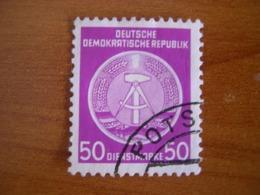 RDA  N° S 14  Obl - Service