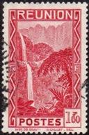 Réunion Obl. N° 172 - Vue -> Bras Des Demoiselles Le 1f60 Carmin - Réunion (1852-1975)