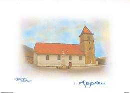 39-APPRIEU-N°3719-D/0289 - Frankrijk