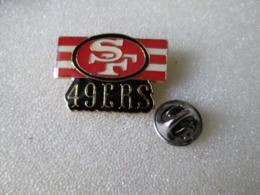 PIN'S   49 Ers  SAN  FRANCISCO  NFL - Pin