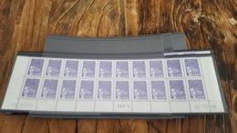 LOT 470267 TIMBRE DE FRANCE NEUF** LUXE COIN DATE FACIALE 30 EUROS  BLOC - Frankreich