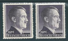 MiNr. 800 A + B ** - Duitsland