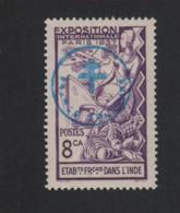 "Faux N° 230X 8 Ca Inde Surchargé ""FRANCE TOUJOURS"" Gomme Charnière - Unused Stamps"