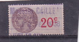 T.F.S.U N104 - Revenue Stamps