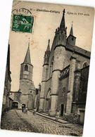 CPA CHATILLON - COLIGNY - Église Du XVI Siecle (228510) - Chatillon Coligny